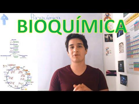 Introducción a la Bioquímica. Nivel principiante EN 6 MINUTOS