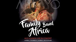 Family Africa Band ON TOUR Europa 2018