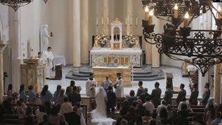 Traditional Catholic Nuptial Mass - Eman & Abbie