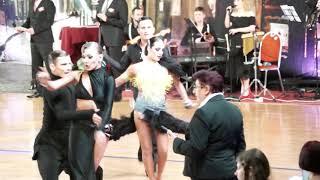 Andrea Bolzoni - Michelle Maritan Cha-Cha / Latin Kvartal 2019 Amateur Latin
