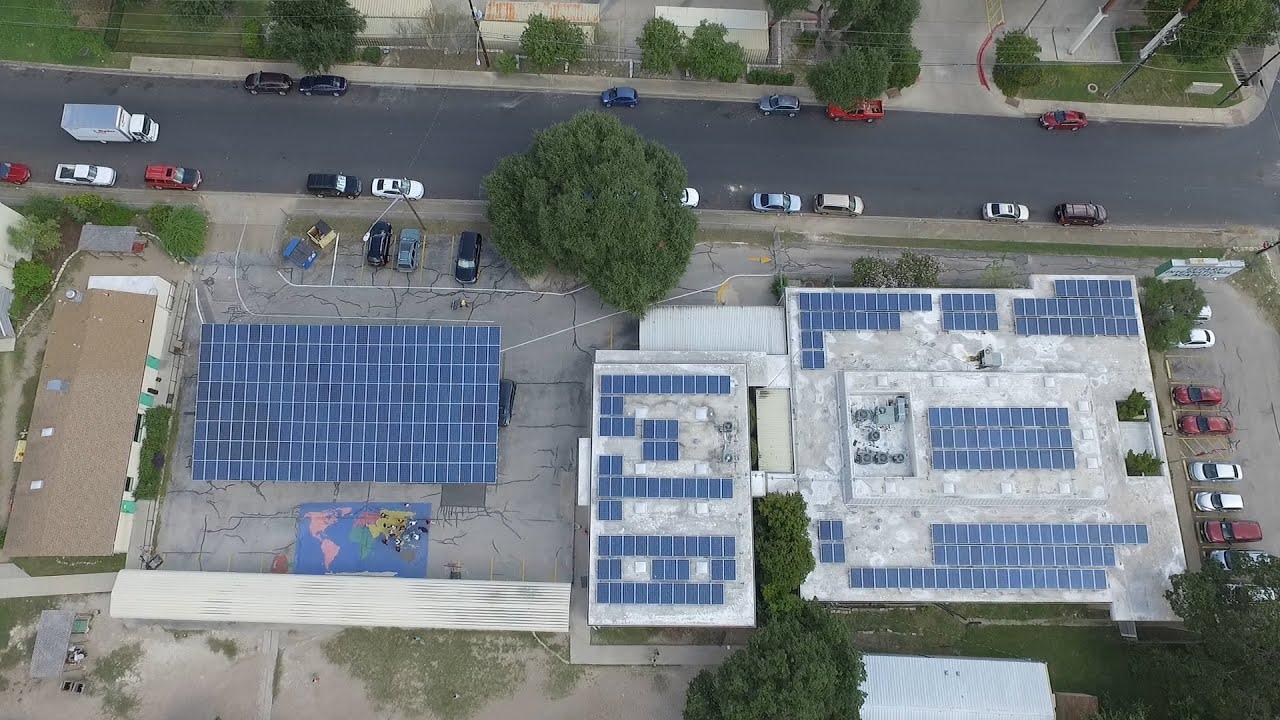 Cedars International Academy Goes Solar