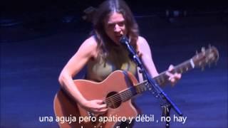 Ani Di Franco Swim Subtítulos en Español