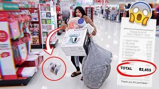 ANYTHING MY WIFE CAN CARRY, I'LL BUY IT CHALLENGE!!!