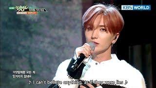 Super Junior - One More Chance | 슈퍼주니어 - 비처럼 가지 마요 [Music Bank COMEBACK / 2017.11.10]