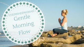 Wake your body up gently with this morning flow