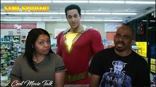 Shazam Movie Review | Semi-Spoiler!