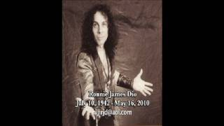 Ronnie James Dio - 2010 Hollywood FAME Rock Legacy Award