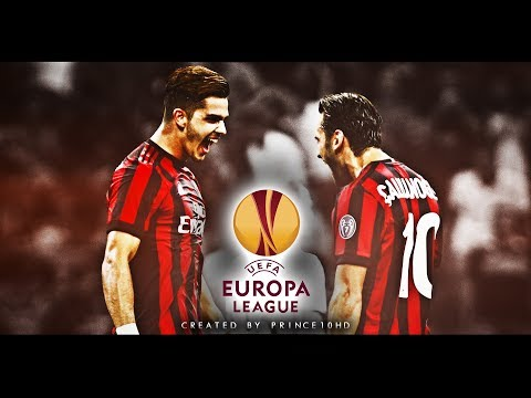 AC Milan - Europa League Moments - Skills & Goals - Group Stages 2017/18 - HD