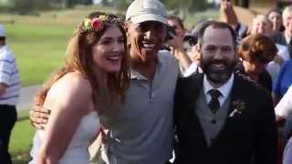 Obama Crashes California Wedding- Original