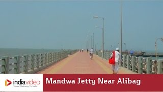 Mandwa Jetty in Mumbai