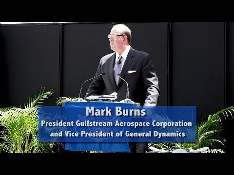 Mark Burns - Geneva Luncheon May 2019