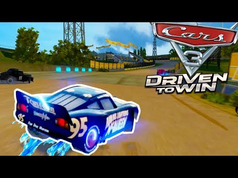 Cars 3 Gameplay - LIGHTING MCQUEEN! - Cars 3: Driven To Win #1 (Kid Friendly Gaming!)