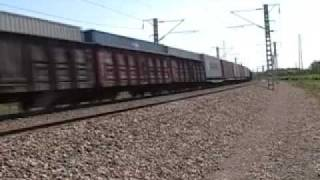 preview picture of video 'China Rail in Manchuria'