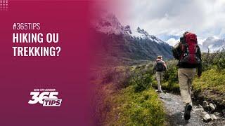 Qual A Diferença Entre Hiking E Trekking?   GEAR TIPS   Parte 83 De 365