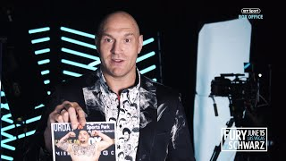 Tyson Fury's guide to the heavyweight division