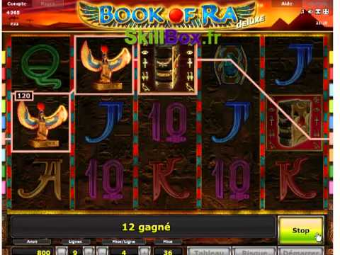comment gagner book of ra