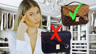 5 Things You NEED To Know BEFORE Buying A LOUIS VUITTON Bag