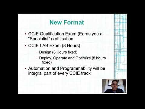 NEW CISCO CCIE EXAM - 24 FEBRUARY 2020 - HOW WILL BE ...