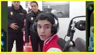 Spanish Streamer Get Swatted - Best of LoL Streams #500