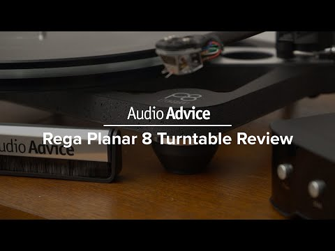 Rega Planar 8 Turntable Review