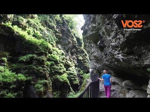 Omgeving Voss - Bordalsgjelet