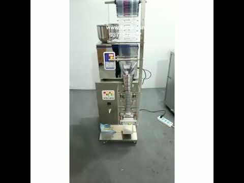 Fully Automatic Pouch Packing Machine with Vibrator