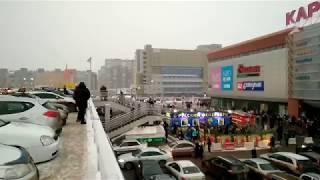 Эвакуация ТЦ Карнавал. 30 декабря. Екатеринбург