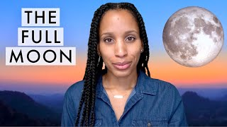 How to Work With The Full Moon: The Climax 🌕