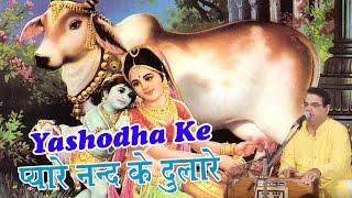Yashodha Ke प्यारे नन्द के दुलारे  Anil Hanslas