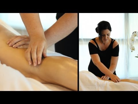 Massage Oil vs. Massage Lotion or Gel | Hot Stone Massage