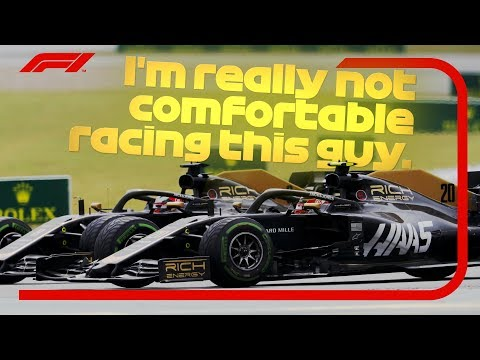 Magic Max, Haas Anger And The Best Team Radio   2019 German Grand Prix