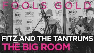"""Fitz and The Tantrums """"Fools Gold"""" live in the CD102.5 Big Room"""