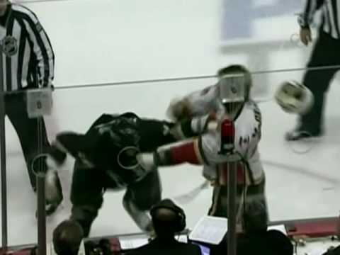 Brian McGrattan vs George Parros