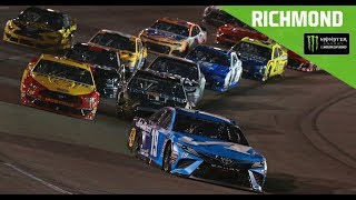 Monster Energy NASCAR Cup Series - Full Race - TOYOTA OWNERS 400