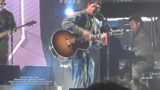 These are the words - James Blunt - Amsterdam 02. March 2014