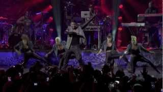 Usher - Can't Stop Won't Stop / OMG (Live at iTunes Festival 2012)