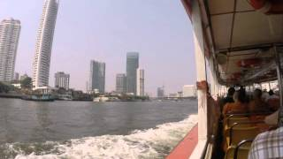 2015-03-12 On the ferry, Bangkok