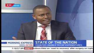 State of the Nation: Alarm over misuse of county funds