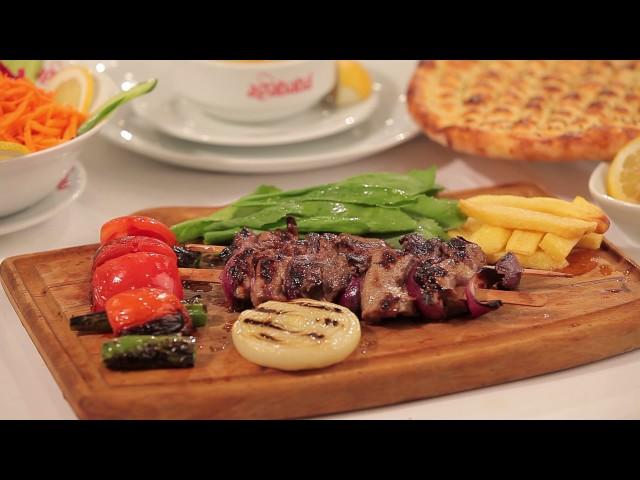 Şaşlık etinin lezzetine davetlisiniz