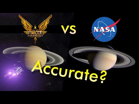 How Accurate is Elite vs NASA Footage?
