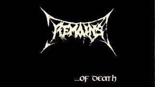 Remains - On Frozen Fields - (Dismember cover)