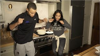Chef Curry With The Pot