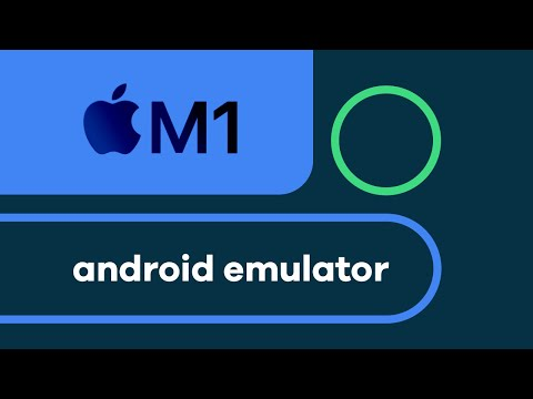 Apple M1 and Android Emulator - YouTube