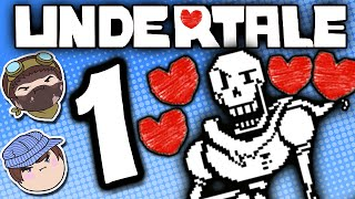 Undertale: Speaking Frog - PART 1 - Steam Train
