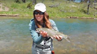Cutthroat & Rainbow Trout Fishing in Alberta (Cross-Canada Road Trip Part 5)