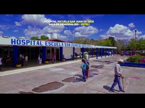 Hospital San Juan de Dios brinda atención de primera calidad en sala de Hemodiálisis