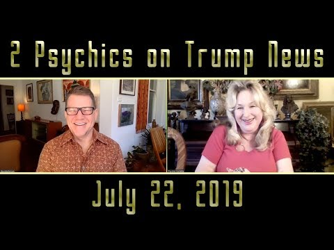 2 Psychics Share Insights on Trump News [For Entertainment Purposes Only]