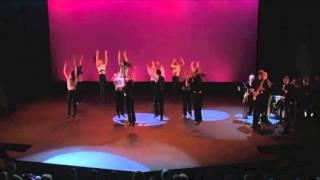 DancersDrummersDreamers 2016!  COMMOTION 'N MOTION