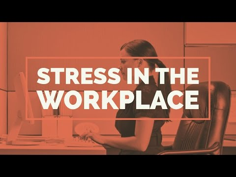 Stress in The Workplace - Practical Tips For Dealing with Job And Workplace Stress