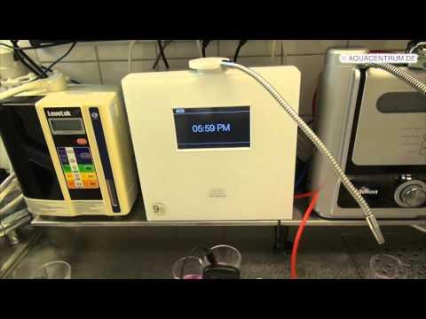 Bluthochdruckbehälter sind erweitert oder verengt